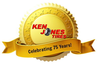 Ken Jones Tires Celebrates 75 Years!