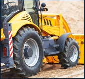 Choosing The Right Backhoe Tire