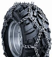 Diamond Studded ATV Chains