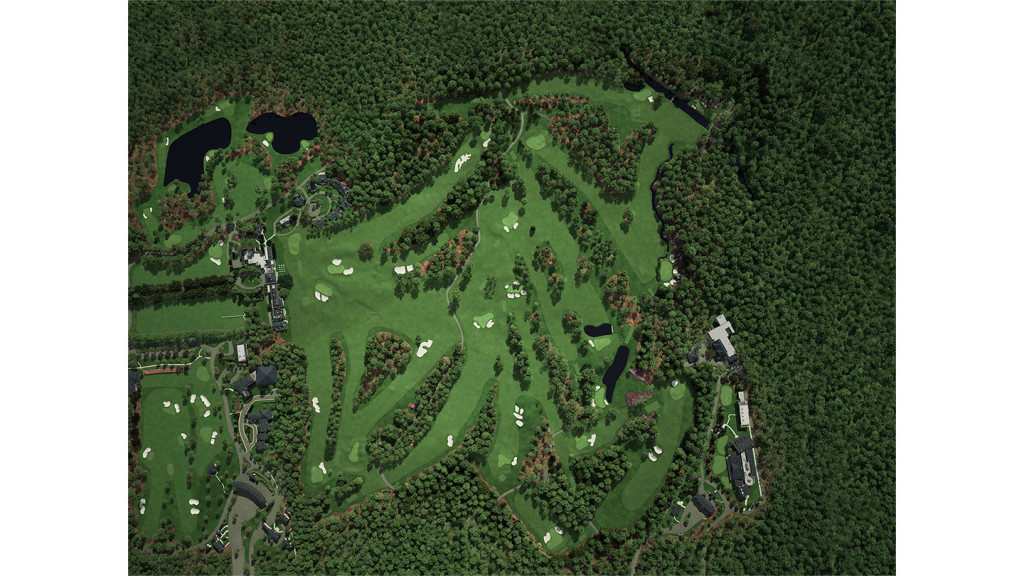 Photo of The Golf Course at The Masters