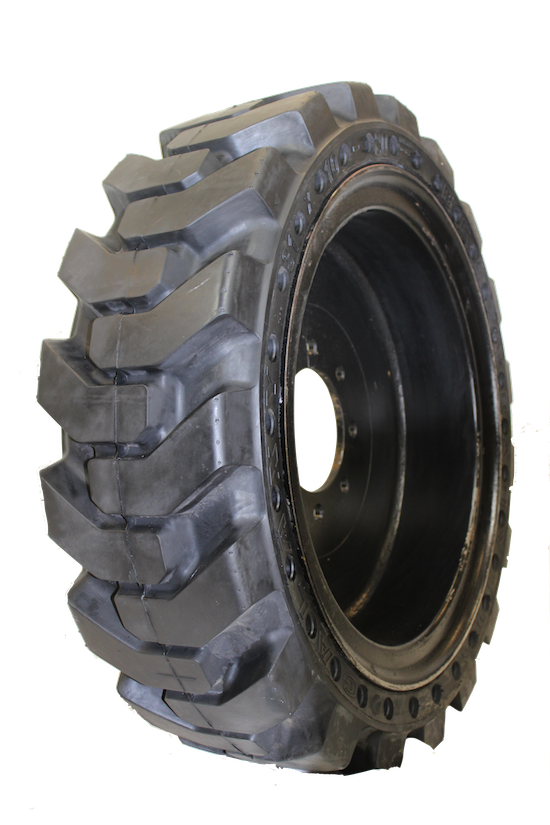 Flat Free Skid Steer Tires