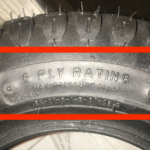 ply rating on a mower tire