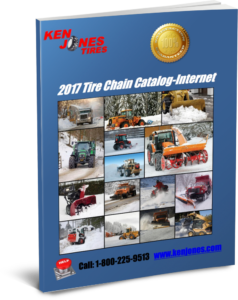 Ken Jones Tire Chain Catalog Cover 2017