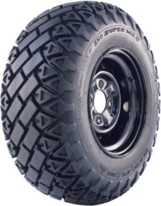 photo of the new OTR Super Mag RTV & ATV Tire