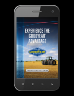 Proper Tire Pressure Made Easy with New Goodyear PSI App
