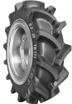BKT TR 171 Tractor Tire Product Review